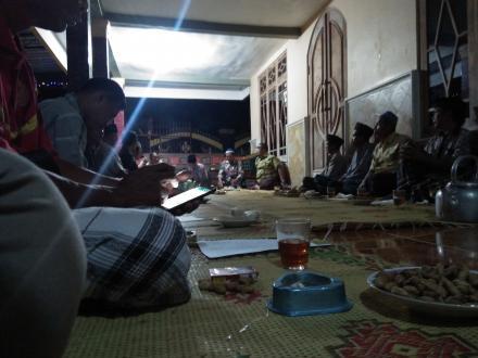 Rapat Koordinasi Jelang Peringatan Merti Dusun Srunggan-Morogaten 2020
